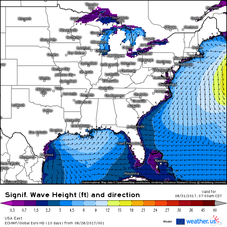 The Tropical Onslaught Continues Blogweatherus - Us weather map gre