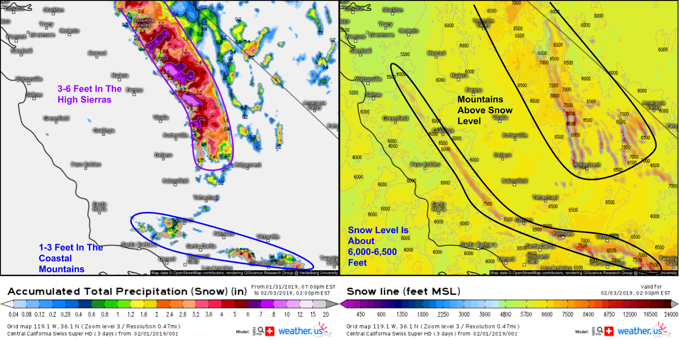 Strong Storm To Impact California This Weekend – blog weather us