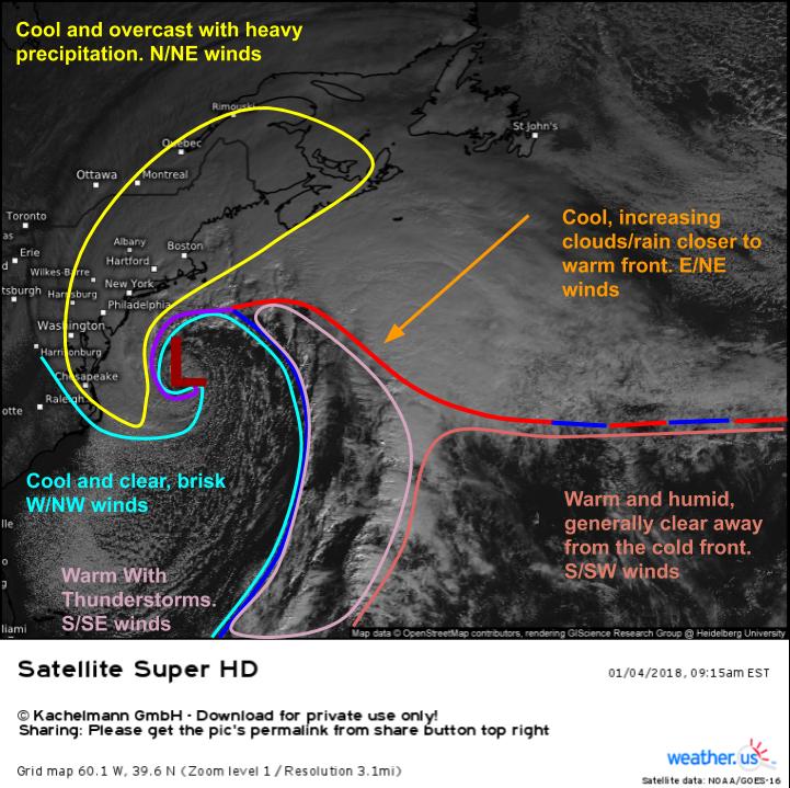 Anatomy Of A Mid-Latitude Cyclone – blog weather us